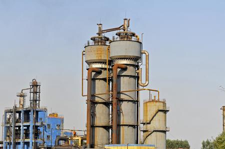 Steel industrial equipment