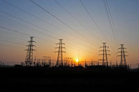 redes electricas: torre