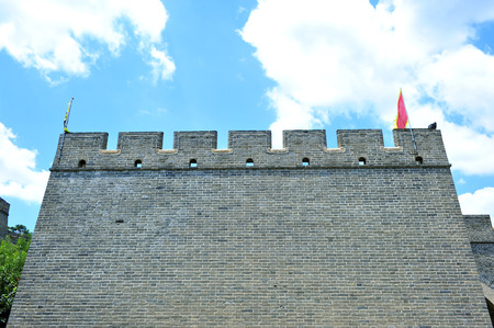 heritage protection: The Great Wall