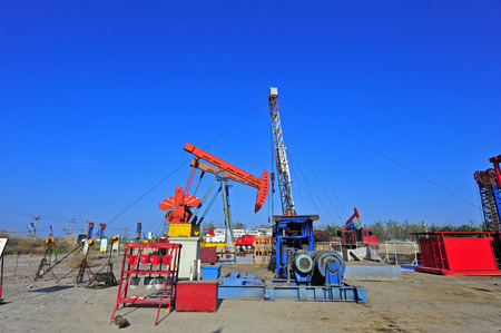 oilwell: The oil pump Editorial