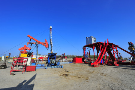 oil well pumper: The oil pump Editorial