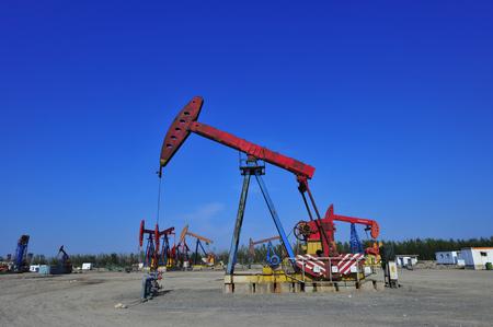 oil well pumper: The oil pump Editorial