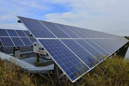 Solar power equipment Editorial