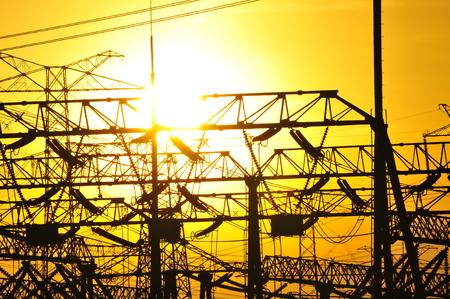 pylon over the sun