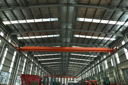 Workshop steel structure Editorial