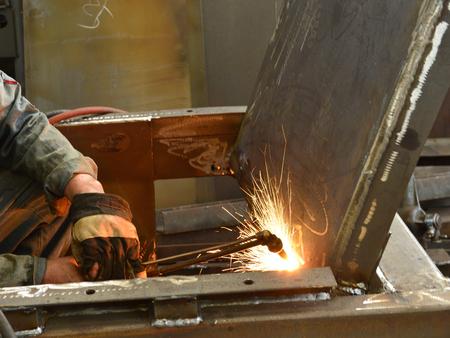 welding worker