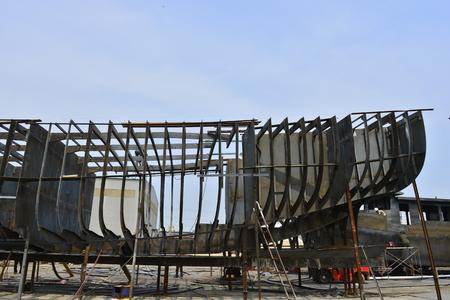 Shipyards, machinery and equipment