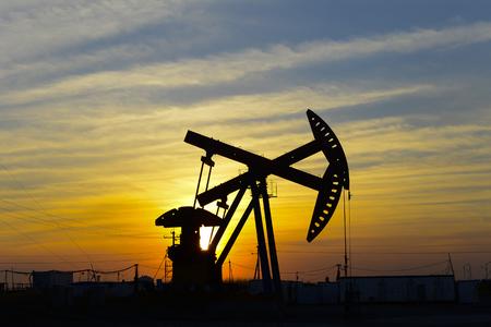 The oil pump Imagens