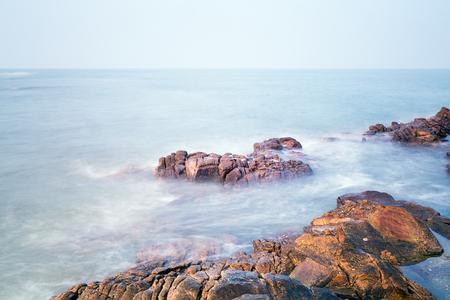 The seaside Stock Photo