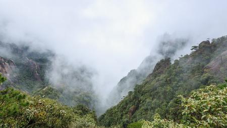 Drunken Mount Sanqingshan