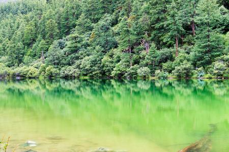 Yading scenery 版權商用圖片