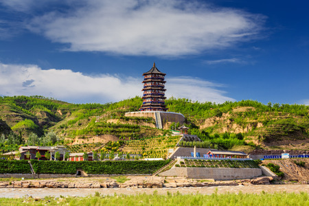 Qikou-the first town of the yellow river