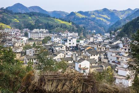 Huizhou ancient village