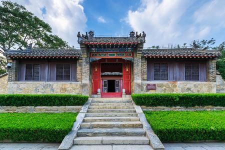Liugong Island Dragon King Temple 報道画像