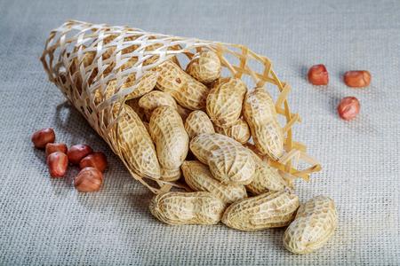 peanut Stok Fotoğraf - 107066503
