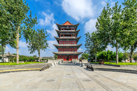 Yang Jia Bu Classical Architecture of Wenrun Pavilion Editorial