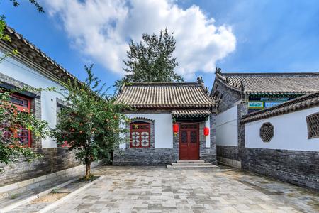 Northern   residential building in Yang Jia Bu , Shandong