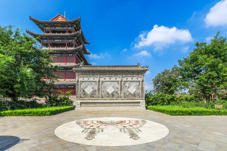 Yang Jia Bu Classical Architecture of Folk Art  Garden