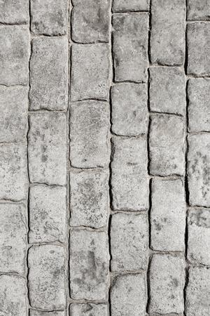 Imitation brick pavement texture Фото со стока