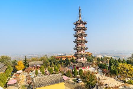 Fuyanshan Hongfu Temple Stupa