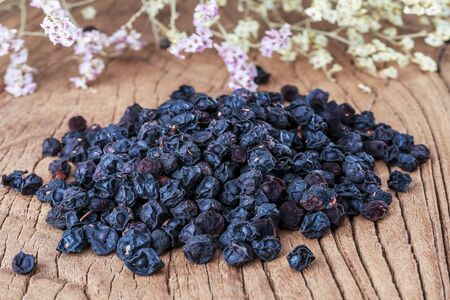 Chinese medicinal - Five-flavor berry (Schisandra chinensis)