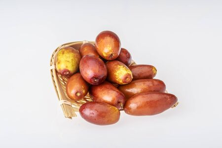Honey Jujube Stock Photo