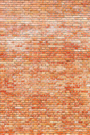 Red brick wall texture background 写真素材