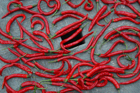 rood: Peppers
