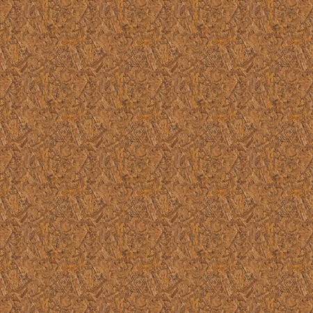 A seamless pattern square texture of yellow chipboard for construction Stock Photo