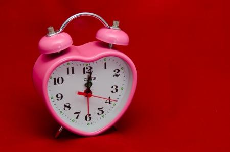 Time to Love - valentine alarm clock