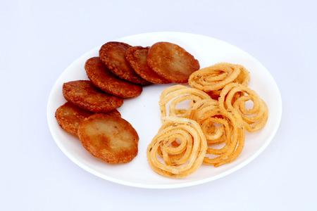 murkoo: Traditional Indian snacks