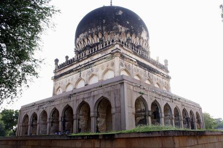 andhra: Qutb Shahi Tombs in Hyderabad, Andhra pradesh, India Stock Photo