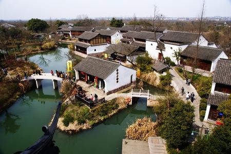 wetland: Hangzhou XiXi Wetland Editorial