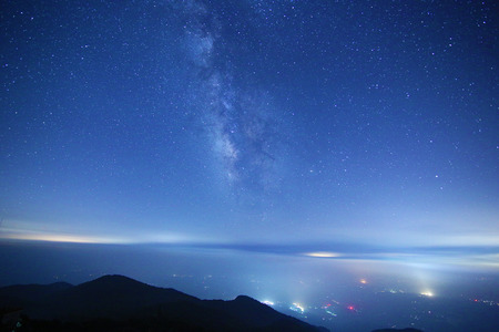 The summer Milky Way photo