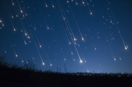 star: Star shower