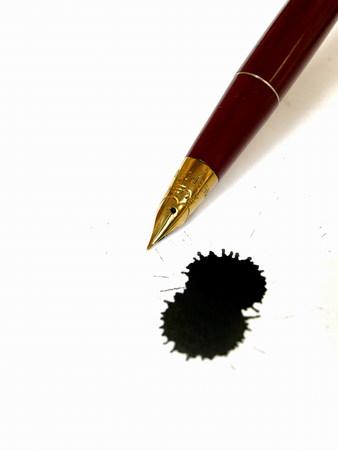 necessities: Pen Ink