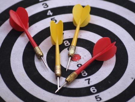 darts flying: Darts  Stock Photo