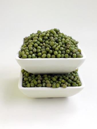 mung bean: Grains of mung bean