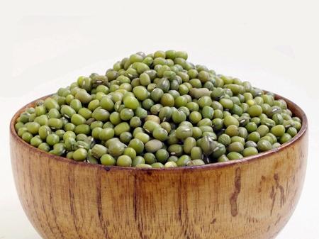 mung: Grains of mung bean