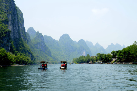 guilin: Guilin Scenery Editorial