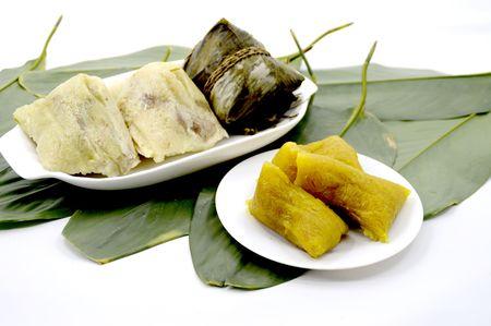 traditional: Traditional gourmet- rice dumplings