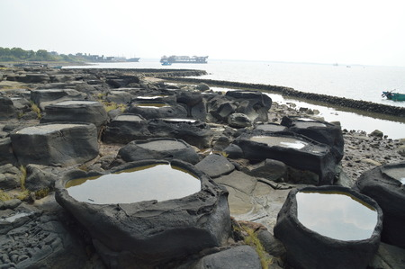 millennium: Chinese Yangpu Millennium ancient salt
