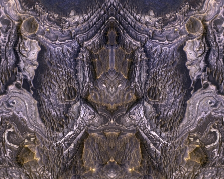 animated alien: Textured Sheet Metal Abstract Background