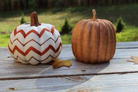decore: Fall Decore Stock Photo