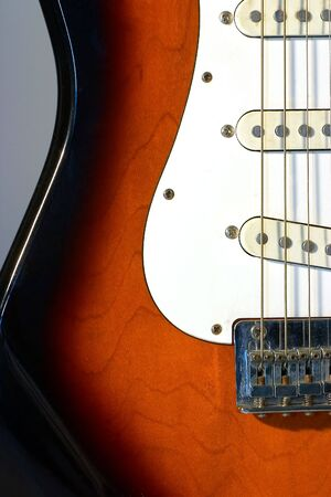 fender stratocaster: electric guitar