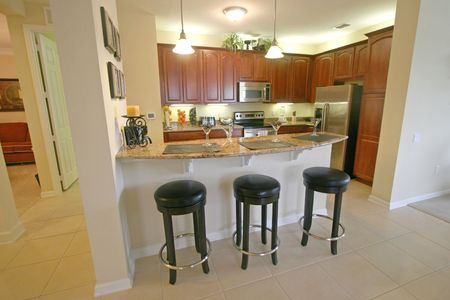 A Interior Shot of a Kitchen inside a Property