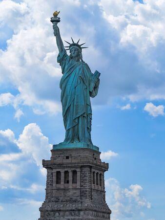 The Statue of Liberty in New York City Reklamní fotografie