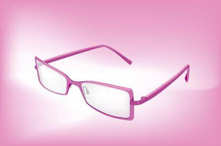 glasses  Stock Vector - 14229246