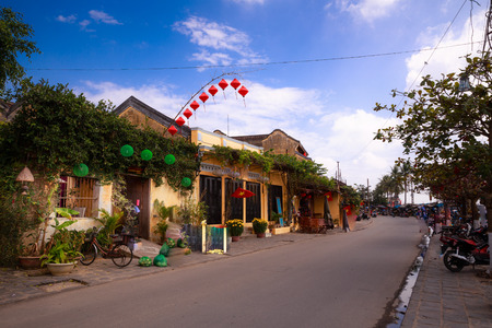 social history: Old town of Hoi An
