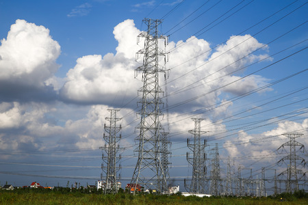 Electric Pylons photo
